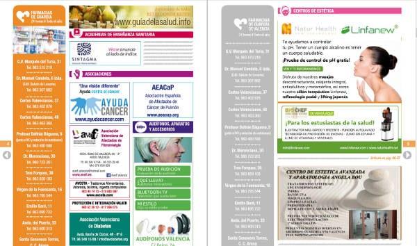 Revista la guia de la salud