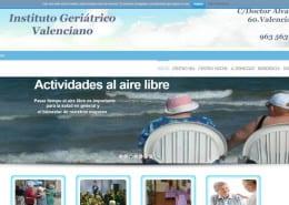 Instituto Geriátrico Valenciano.