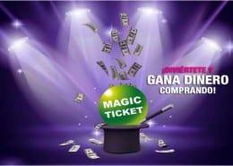 Marketing Comercial Magic Ticket