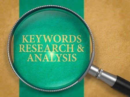 Búsqueda de keywords para SEM Valencia Google