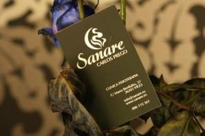 Tarjeta Sanare
