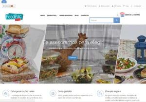 Tienda online compra envases para comidas