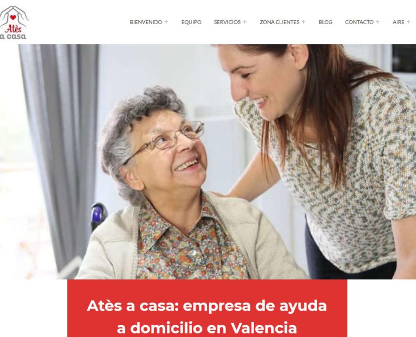 empleadas de hogar atesacasa en Valencia