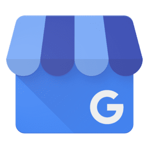 logo de google my business. Optimiza tu información local con las preguntas y respuestas de google