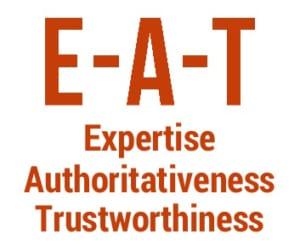 EAT - Expertise, Authoritativeness, Trustworthiness, la nueva directriz por la que google tiene en cuenta la autoridad de los sitios web